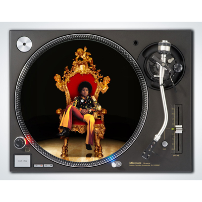 MIXMATS.com Custom DJ Slipmats (Video)