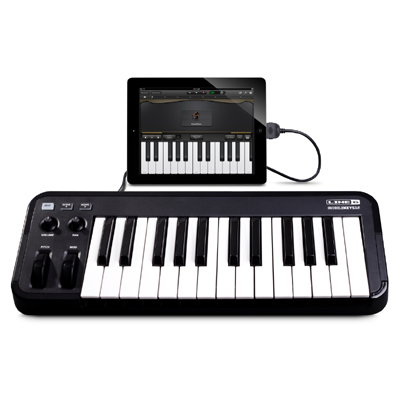 Line 6 Mobile Keys 49 Keyboard Controller