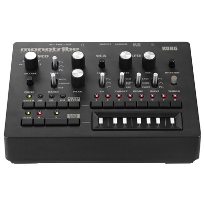 Production Gear: Korg Monotribe Now Available