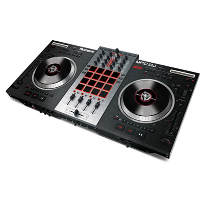 NAMM 2012 Video: Numark Akai MPC-DJ