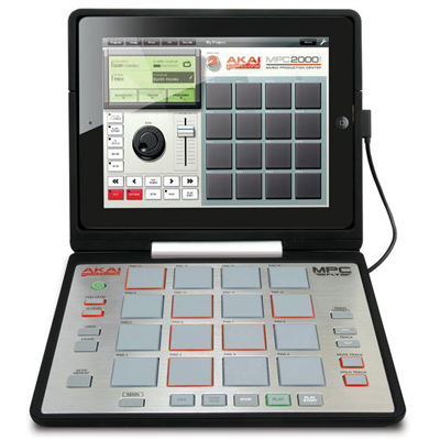NAMM 2012: Akai MPC-FLY For iPad