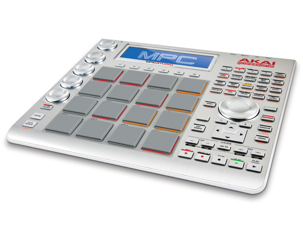 [NAMM 2013] AKAI MPC Studio Released