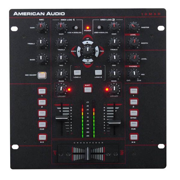 American Audio MXR-10 Mixer/Controller