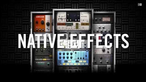 Native Instruments Effects 50% OFF