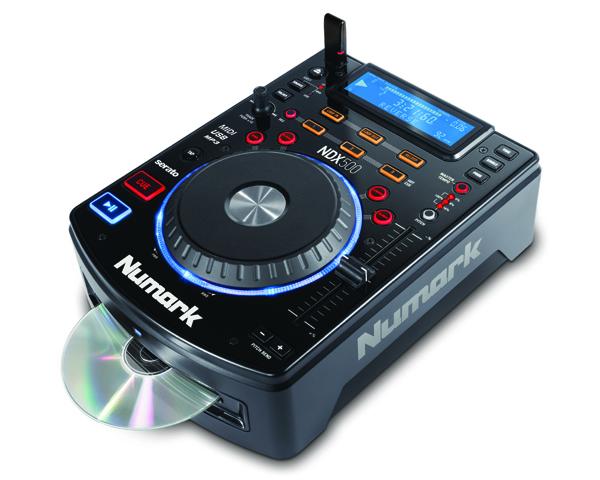 BPM 2014: Numark NDX-500