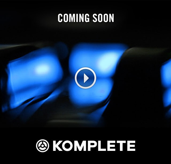 NI Teases New KOMPLETE Keyboard Controller [Video]