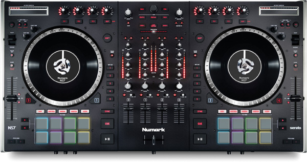 Numark NS7II Pad & Scratch Performance [TVR]