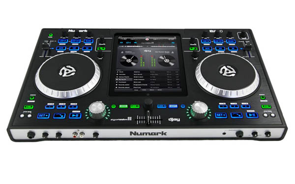 Numark iDJ Pro DJ Controller