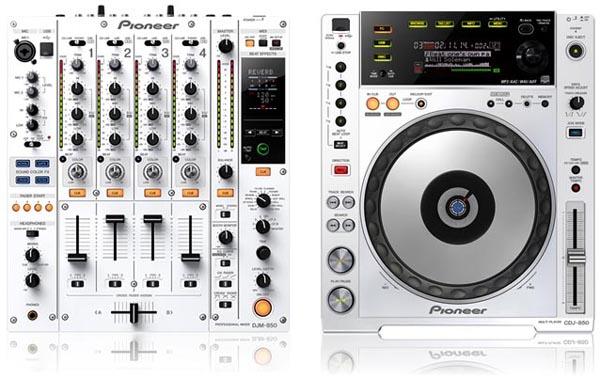 Pioneer DJM-850 Mixer