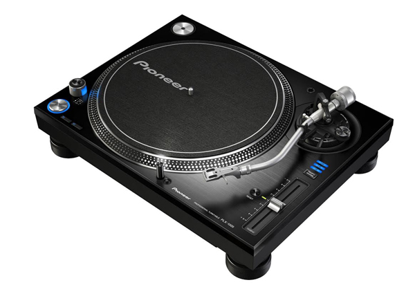 2014 DJ Expo: Pioneer DJ PLX-1000 Turntable [Video]