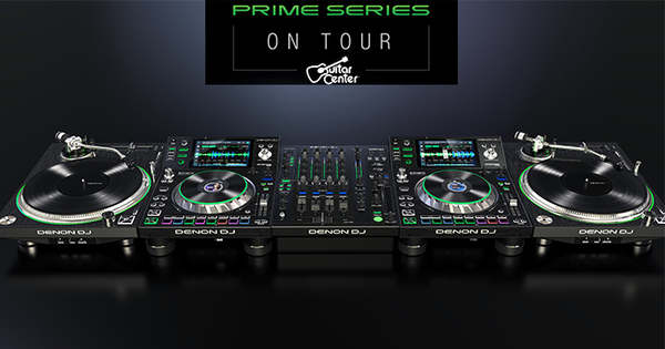 denon-dj-prime-setup-unboxing-video