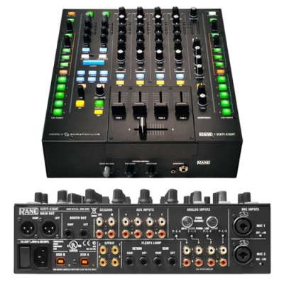 Serato Rane Sixty-Eight Mixer