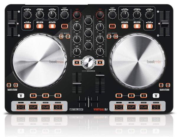 Reloop BeatMix DJ Controller