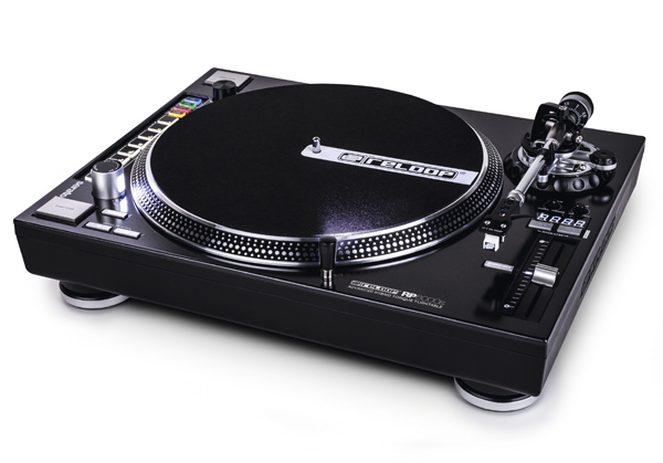 NAMM 2015: Reloop RP-8000 Straight Turntable