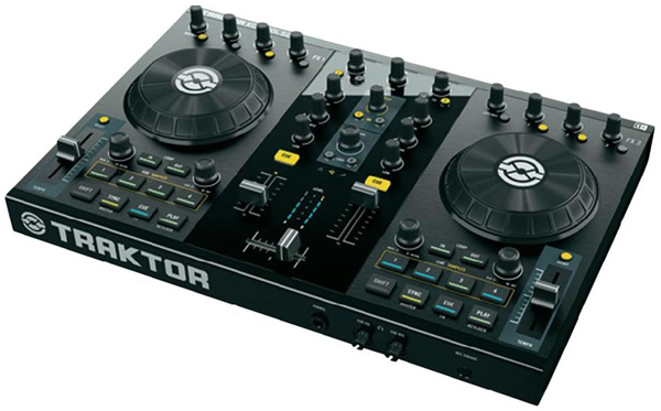 Native Instruments Traktor Kontrol S2 Digital DJ Controller