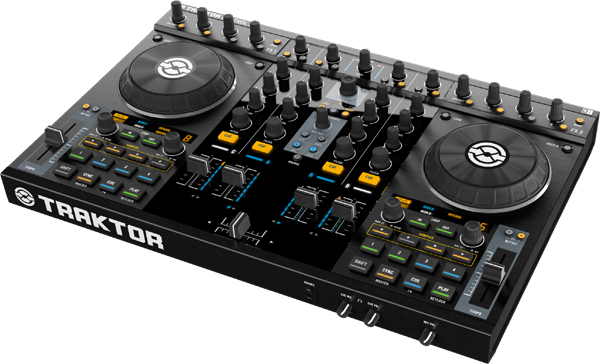 Traktor Kontrol S4