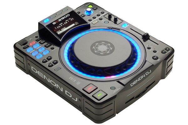Denon DJ SC2900 Mutli-Media Player