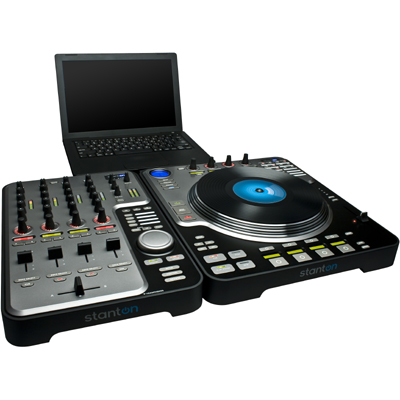 Stanton SCS-1 Digital DJ Controller System
