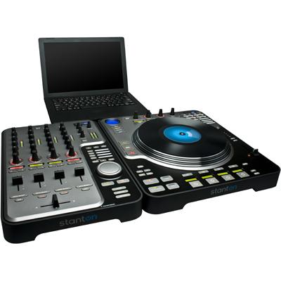 Stanton SCS-1 Digital DJ Controller System