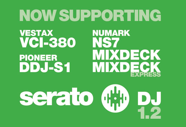 [Video] Serato DJ 1.2 and Multi-FX