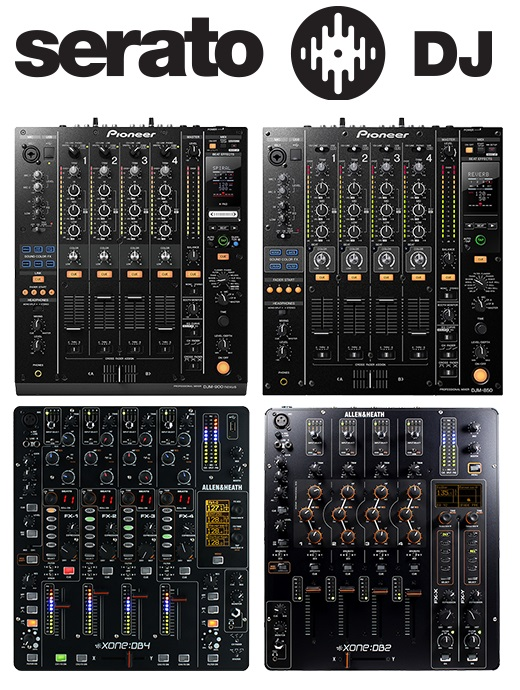 NAMM 2015: Serato DJ Club Kit [Video]