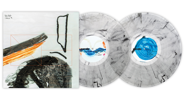 Nick Hook Serato Vinyl Pressing [Video]