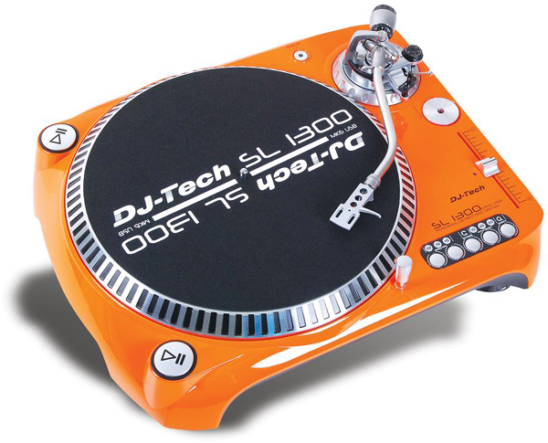 DJ Tech SL-1300MK6 Turntable