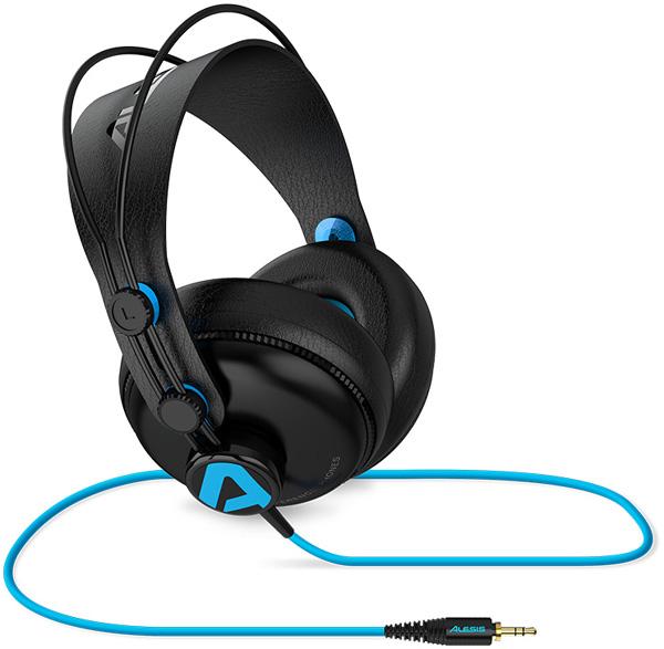 Alesis Announces SRP100 Studio Headphones
