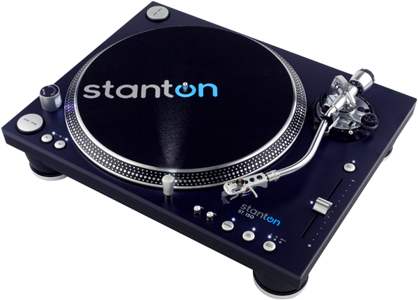 Stanton STR8-150/ST-150 Turntables Review