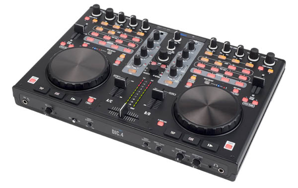 Stanton DJC.4 DJ Controller
