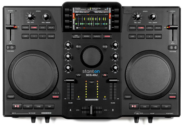 Stanton SCS.4DJ Firmware 4.0 Update Released