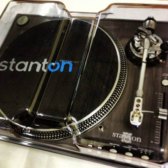 Coming Soon: Stanton ST/STR Turntable Decksaver Covers