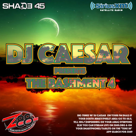DJ Caesar Releases The Bashment 4 Mixtape
