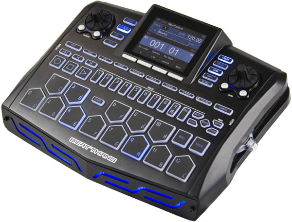 BKE The Beat Thang 1.3.0 Portable Production Studio