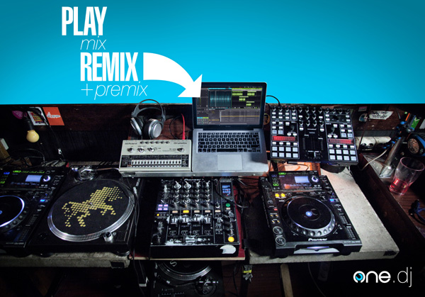 [TVR] One DJ Software & Vestax VCI-400 DJ Rasp