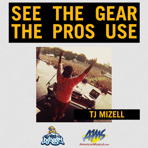 Pro DJ Setups: TJ Mizell