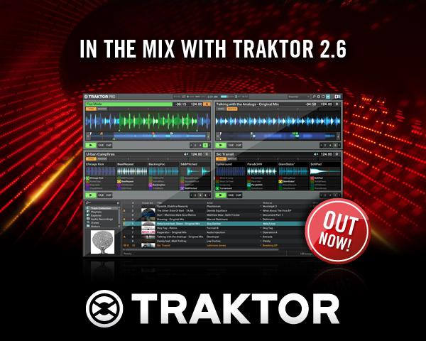 Traktor Pro 2.6 Software
