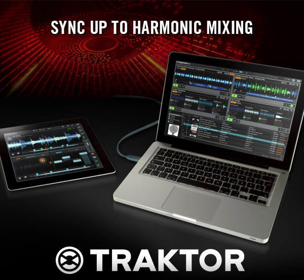 TRAKTOR 2.6.1 Update: Harmonic mixing &amp; TRAKTOR DJ Sync