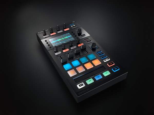 Native Instruments Traktor Kontrol D2 Announced [Video]