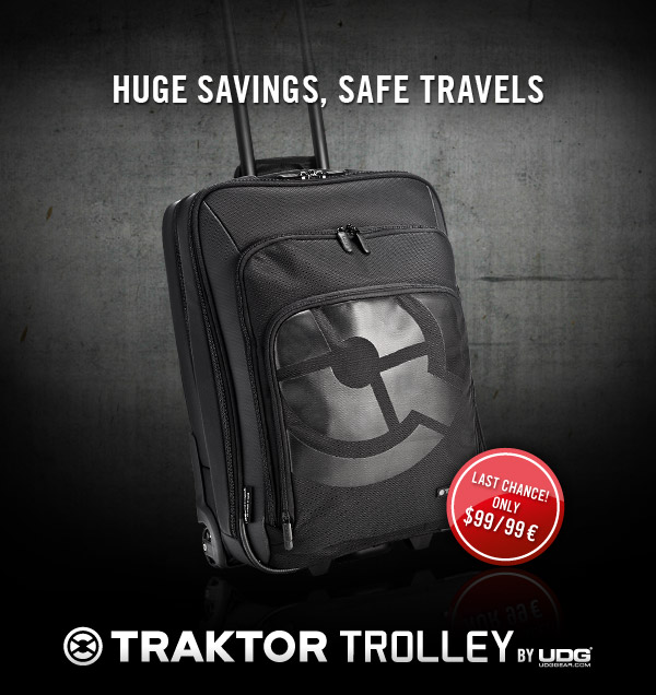 Traktor UDG Trolley On Sale Now