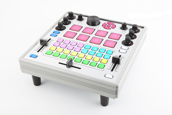 Electrix Tweaker: Traktor Remix Decks Mapping