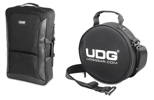 New UDG Midi Controller Backpacks & DIGI Headphone Bag