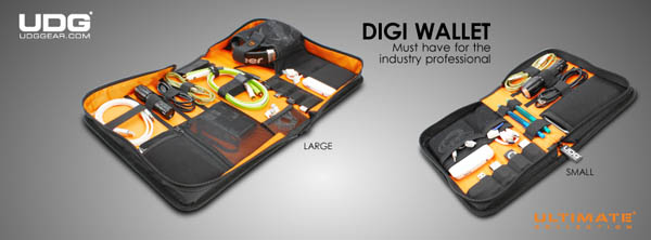 UDG Digi Wallets Now Available