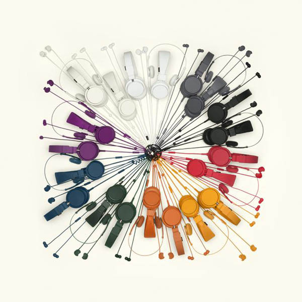 Urbanears Headphones Fall/Winter 2012 Colors Released