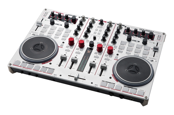 Vestax VCI-400DJ &#8220;Officially&#8221; Announced
