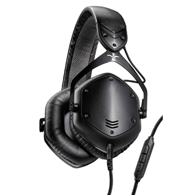 V-Moda Limited Edition Crossfade LP2 Matte Black Metal Headphones