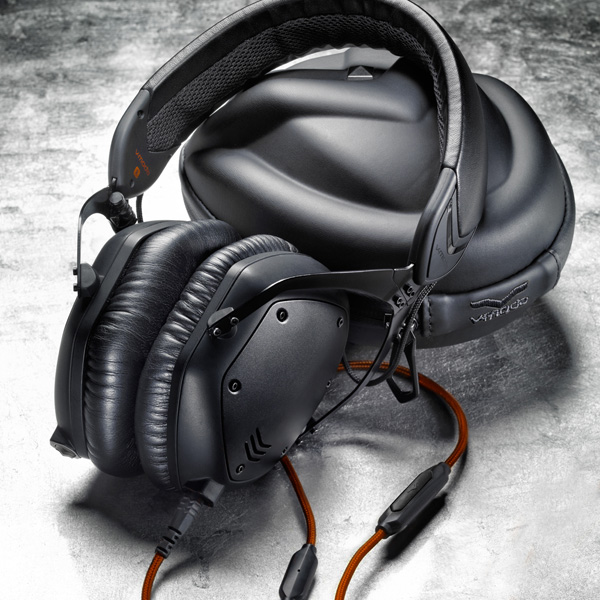 [Video] V-MODA Crossfade M-100 Headphones Unboxing & First Impressions