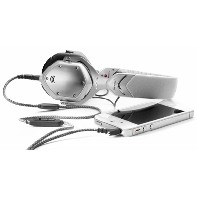 V-Moda M-80 Headphones Now In White