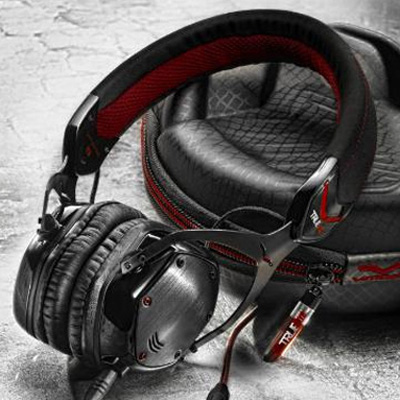 True Blood V-Moda V-80 Headphone Unboxing & First Impressions Video