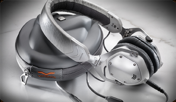 V-MODA XS On-Ear Headphones